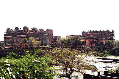 Photograph - Old Fort In India by Sumit Mehndiratta