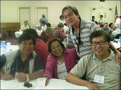 Photograph - Old Friends 2009 by Glenn Bautista