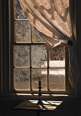 Photograph - Old Glass by Steve Zimic
