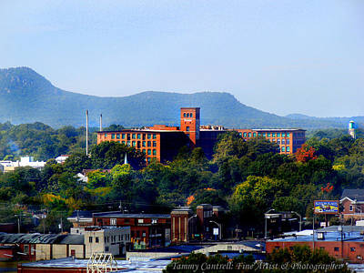 Gastonia Photograph - Old Loray Firestone Mill  by Tammy Cantrell
