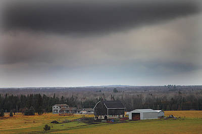 Photograph - Old Michigan Farm 2 by Scott Hovind