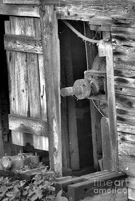 Art Print featuring the photograph Old Mill  by Tamera James