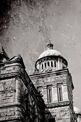 Photograph - Old Parliament In Bc by Traci Cottingham