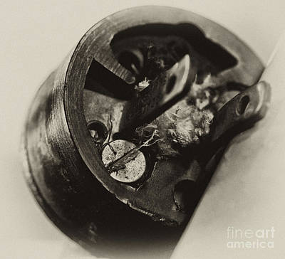 Photograph - Old Plug  by Wilma  Birdwell