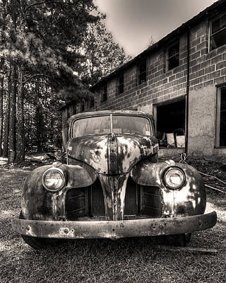 Photograph - Old Pontiac by Rick Hartigan