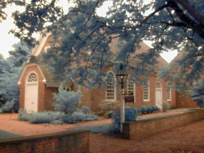 Photograph - Old Presbyterian Church by Emery Graham