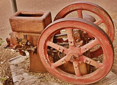 Photograph - Old Pump by Bill Owen