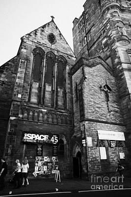 Old Saint Pauls Scottish Episcopal Church Edinburgh Scotland Uk United Kingdom Art Print