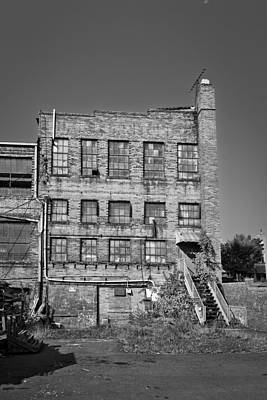 Photograph - Old Salisbury Building by Patrick M Lynch