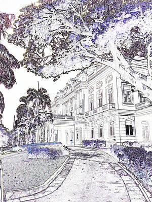 Old San Juan 15 Art Print