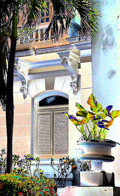 Old San Juan 16 Art Print
