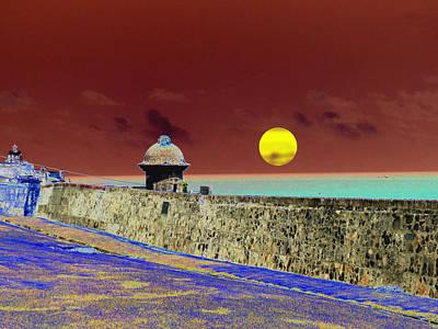 Photograph - Old San Juan 8 by Allan Rothman