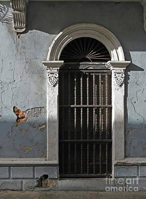 Photograph - Old San Juan Portal by Deborah Smith