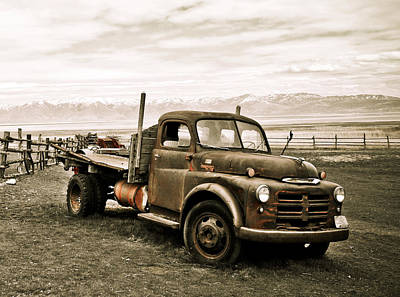 Photograph - Old Timer 2 by Marilyn Hunt