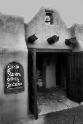 Our Lady Of Guadalupe Photograph - Old Town Chapel IIi by Steven Ainsworth