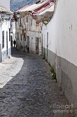 Photograph - Old Town by Marion Galt