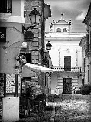 Art Print featuring the photograph Old Town by Pedro Cardona