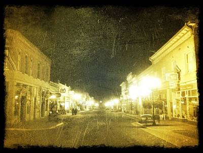 Photograph - Old Town by Raven Janush