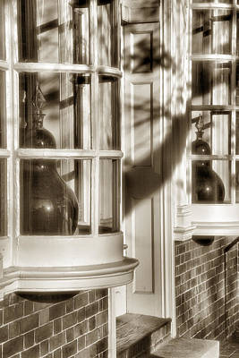 Old Town Windows Art Print by Steven Ainsworth