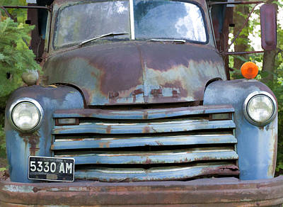 Photograph - Old Truck I by John Crothers