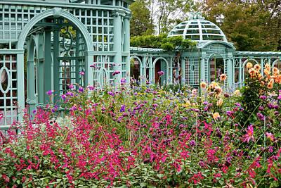 Photograph - Old Westbury Gardens by Cornelis Verwaal