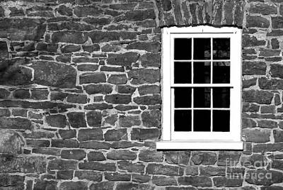 Photograph - Old Window by JT Lewis