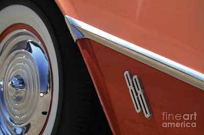 Photograph - Olds 88 by Dennis Hedberg