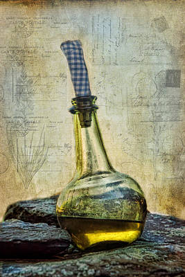 Olive Oil Art Print by Robin-Lee Vieira