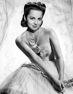 Olivia De Havilland, 1946 Art Print by Everett