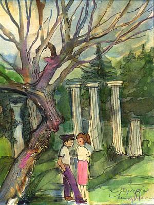 Olympia Greece Romance Original