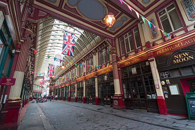 Photograph - Leadenhall  by Shirley Mitchell