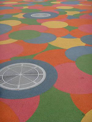 Olympic Ground Art Print by Roberto Alamino
