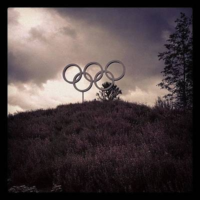 Athletes Wall Art - Photograph - Olympics 2012 by Oliver Smith