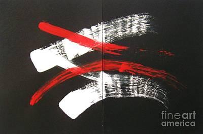 Painting - Omoide Wa Nai  Anata Wa by Roberto Prusso