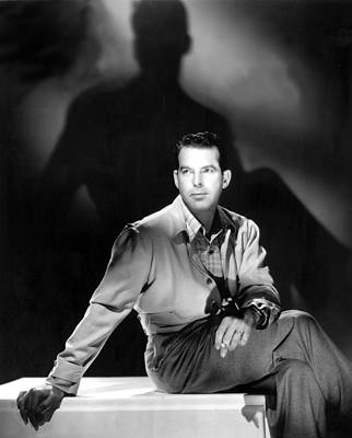 1948 Movies Photograph - On Our Merry Way, Fred Macmurray, 1948 by Everett