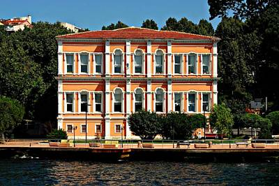 Photograph - On The Banks Of The Bosphorus 1 by Dean Harte