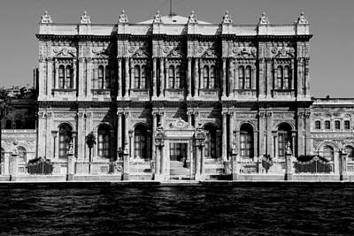 Photograph - On The Banks Of The Bosphorus 2 by Dean Harte