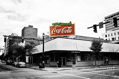 Pause Photograph - On The Corner by Scott Pellegrin