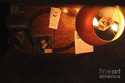 Art Print featuring the photograph On The Desk by Sherry Davis