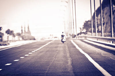 Photograph - On The Road by Amr Miqdadi