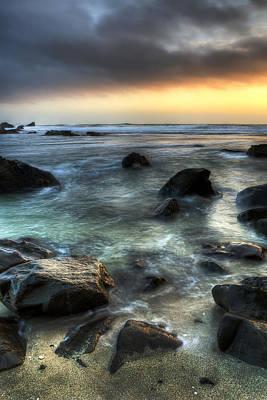 On The Rocks Original by Alex Shamis