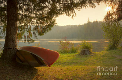 Photograph - On The Shore by Idaho Scenic Images Linda Lantzy