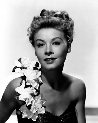 1949 Movies Photograph - On The Town, Vera-ellen, 1949 by Everett