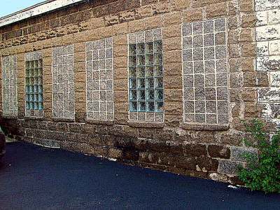 Mj Photograph - Once Were Windows by MJ Olsen