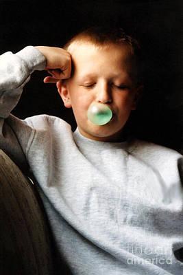 Photograph - One More Bubble by Susan Stevenson