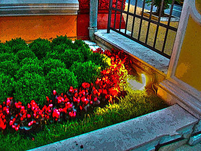 Photograph - Opatija -10 by Rezzan Erguvan-Onal
