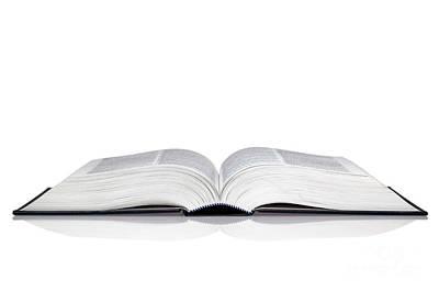 Caravaggio - Open book by Richard Thomas