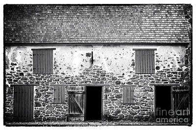 Old School House Photograph - Open Doors by John Rizzuto