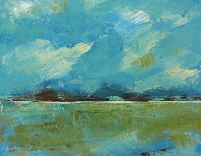 Painting - Open Field by Patricia Awapara