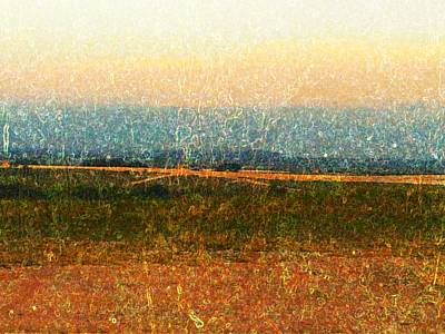 Open Horizon Art Print by Denisse Del Mar Guevara